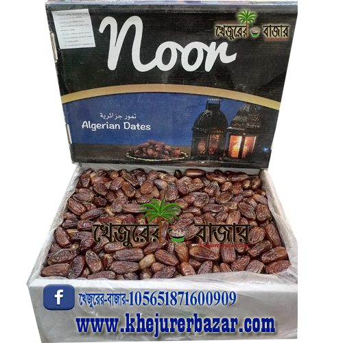 Algerian Noor Dates 5kg Box In Dhaka